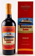 TRINIDAD RUM 2006 SMALL BATCH 56,5% VOL TRANSCONTINENTAL RUM LINE