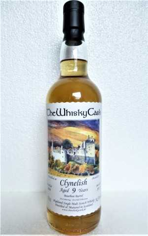 CLYNELISH 2008 BOURBON BARREL 54,3% VOL THEWHISKYCASK