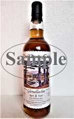 GLENALLACHIE 2012 FIRST FILL SHERRY BUTT 59,4% VOL THEWHISKYCASK SAMPLE