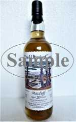 MACDUFF 1997 GUYANA DIAMOND RUM CASK 57,1% VOL THEWHISKYCASK SAMPLE