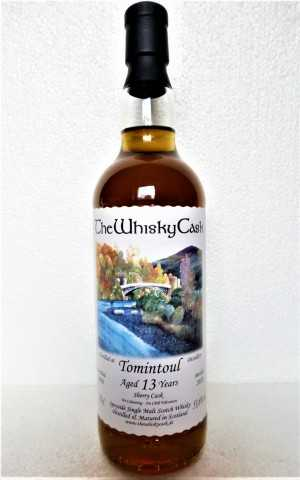 TOMINTOUL 2006 SHERRY CASK 53,6% VOL THEWHISKYCASK