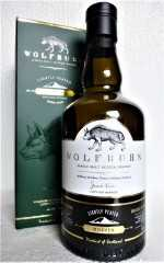 WOLFBURN MORVEN LIGHTLY PEATED 46% VOL ORIGINALABFÜLLUNG